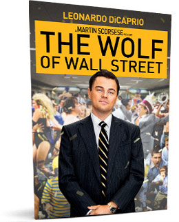 Wolf of Wall Street - now available on Shaw Direct On Demand