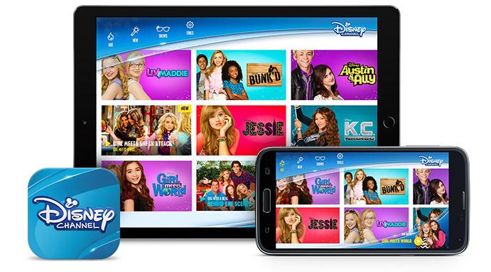 Shaw Go Disney app