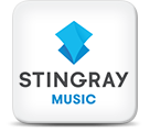 Shaw GO Stingray Music icon