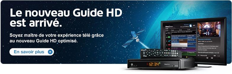 Le nouveau guide de la HD est arrivée