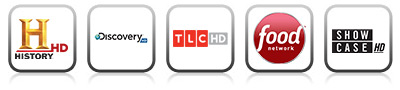 Western Life - Included Channels Logos
